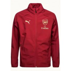 Arsenal red windbreaker 2018-201