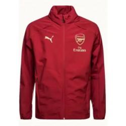 Arsenal red windbreaker 2018-201