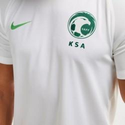 2018 saudi arabia home soccer jersey shirt