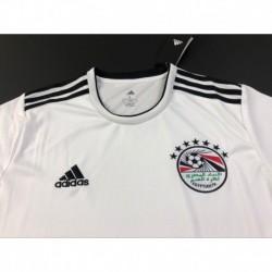 Egypt away white soccer jersey shirt 201