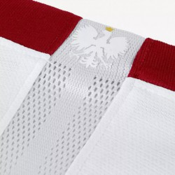 2018 poland home soccer jersey shirt