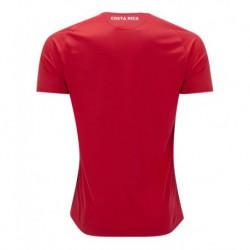 2018 costa rica home soccer jersey shirt