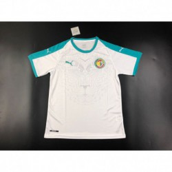 2018 senegal away soccer jersey shirt