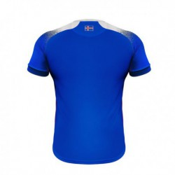 2018 Iceland Home Soccer Jersey Shirt