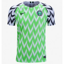 Nigeria 2018 world cup home soccer jerse