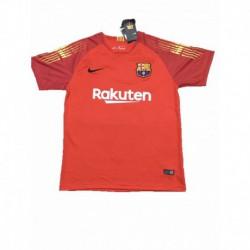 2018-2019 barcelona orange goalkeeper soccer jerse