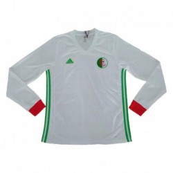 Algeria home white long sleeve jersey 201