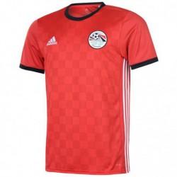 Egypt home red soccer jersey shirt 201