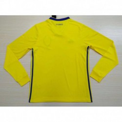 Sverige home yellow long sleeve 201