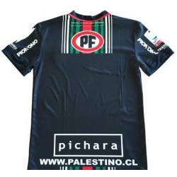 Palestine home soccer jersey 2019-202