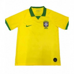 Brazil home soccer jersey 2019-202