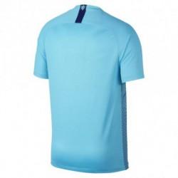 2018-2019 netherlands away blue short shirt jerse