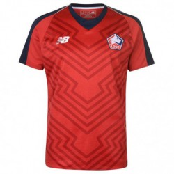 2018-2019 lille home soccer jerse