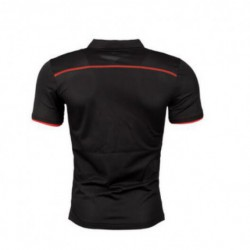 Crusaders 2019 super rugby players media polo shir