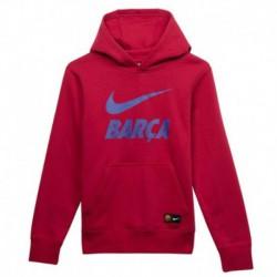 Barcelona red jordan hoodie 2018-201