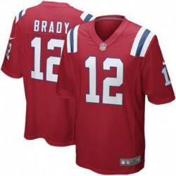 Nike Tom Brady 12 NFL Jerse