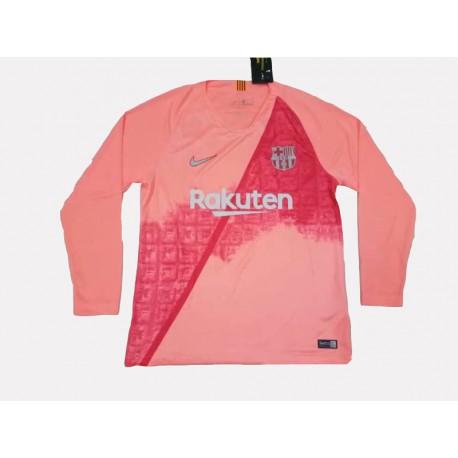 Buy Barcelona Third Kit Barcelona Away Kit 2019 2018 2019 Barcelona Third Away Long Sleeve Soccer Jersey