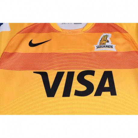 Red Yellow Black Rugby Jersey Leopard