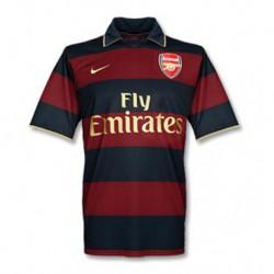2007-2008 arsenal third away retro soccer jersey shir