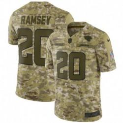 Men NFL Jacksonville Jaguars Ramsey Camouflage Jerse
