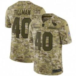 Men NFL Chicago Bears TILLMAN Camouflage Jerse