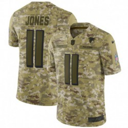 Men NFL Atlanta Falcons Jones Camouflage Jerse
