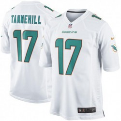 Ryan tannehill miami dolphins game jerse