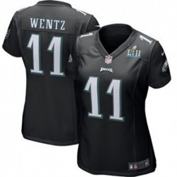 Nike-NFL-Jerseys-Eagles-NFL-Replica-Super-Bowl-Rings-Womens-Carson-Wentz-Philadelphia-Eagles-Nike-Super-Bowl-LII-Bound-Game-Jer