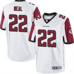 Atlanta falcons 22 keanu neal pro line alternate game jerse