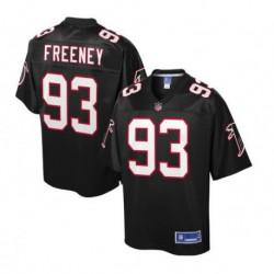Atlanta falcons 93 dwight freeney pro line alternate game jerse