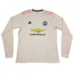 2018-2019 manchester united away long sleeve soccer jerse
