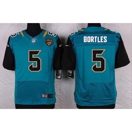 Where To Buy NFL Shirts,Buy Cheap NFL Jerseys,Blake BortlesGame Jersey - Black/white/blue