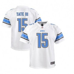 Golden tate detroit lionsgame jersey - whit