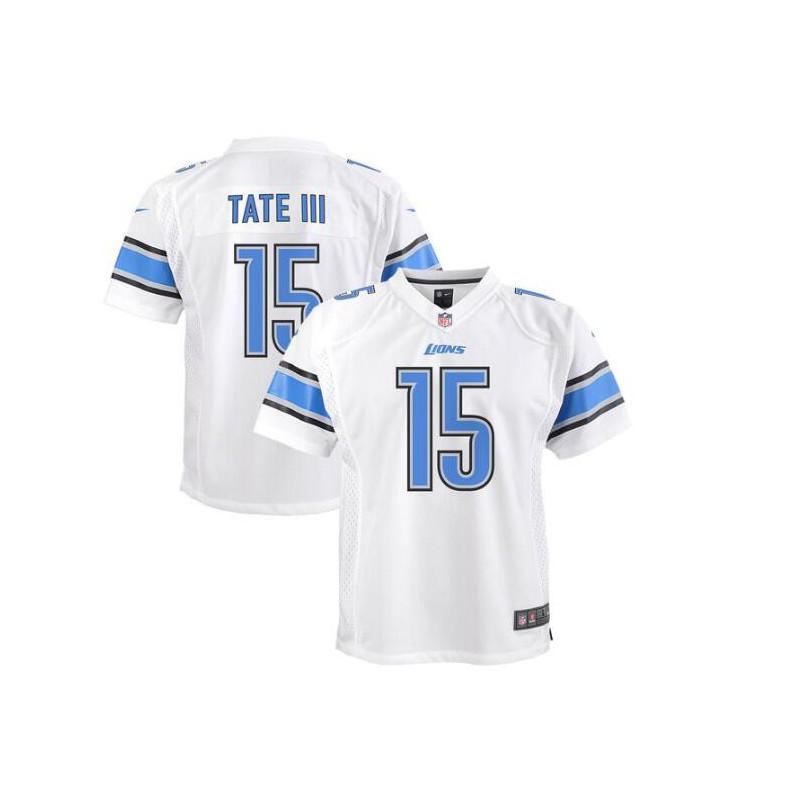 Cheap NFL Leather Jackets China,Cheap NFL Jerseys China Custom,Golden Tate Detroit LionsGame Jersey - White