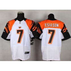 Joe boomer esiason cincinnati bengals retired player jersey - black/White/Orang