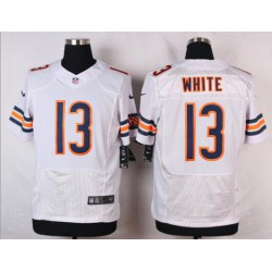 Kevin white chicago bears2015 game jersey - navy/Whit