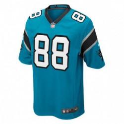 Greg olsen carolina panthers joe game jersey,black/White/Blu