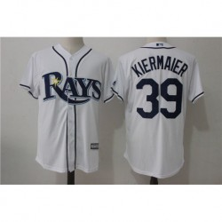 Kevin kiermaier tampa bay rays majestic official cool base player jerse