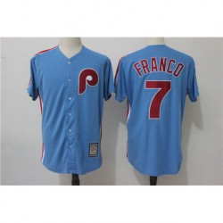 Maikel franco philadelphia phillies majestic cooperstown player cool base jerse