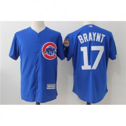 Kris bryant chicago cubs majestic 2017 spring training cool base player jerse