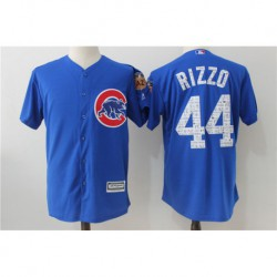 Anthony rizzo chicago cubs majestic 2017 spring training cool base player jerse