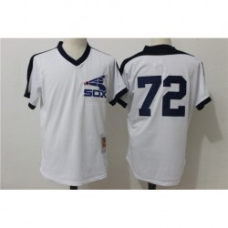 Carlton fisk chicago white sox mitchell & ness authentic cooperstown collection batting practice jerse