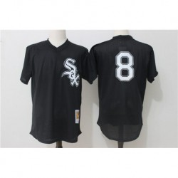 Bo jackson chicago white sox mitchell & ness 1993 authentic cooperstown collection batting practice jerse