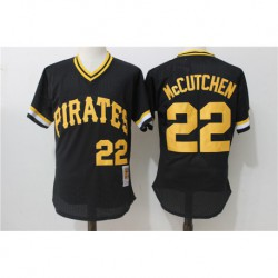 Andrew pittsburgh pirates mitchell & ness 1982 cooperstown collection authentic practice jerse