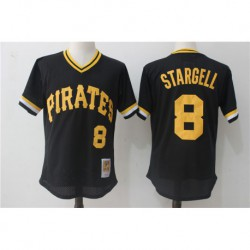 Willie stargell pittsburgh pirates mitchell & ness 1982 cooperstown collection authentic practice jerse