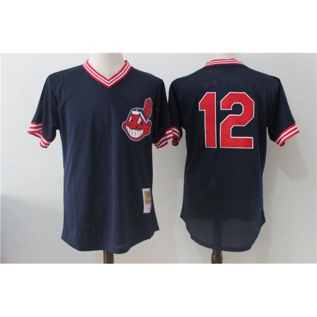 save off 7c5cd bf54e MLB Replica Jersey Sizing,MLB T Shirts China,Francisco Lindor Cleveland  Indians Mitchell & Ness Cooperstown Collection Mesh Bat
