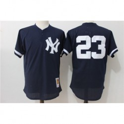Don mattingly new york yankees 1995 authentic cooperstown collection mesh batting practice jerse