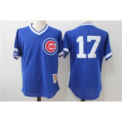Kris bryant chicago cubs cooperstown authentic collection throwback replica jerse