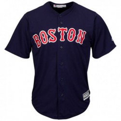 Joe 34 david ortiz boston red sox majestic cool base player jersey - navy/Red/White,boston red so