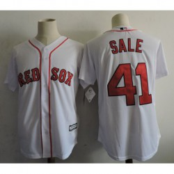 Joe men's 41 sale boston red sox majestic road cool base jersey,shop by ml